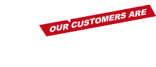 our customers saying